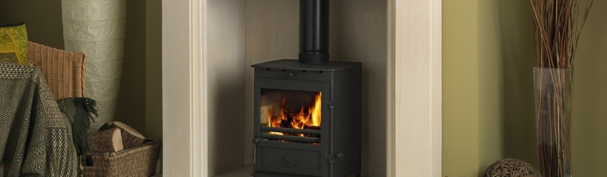 stove fire place